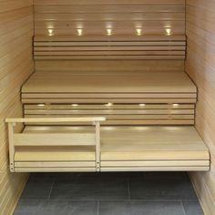 Sauna Design, Saunas, Cool Stuff, Decoration, Storage, Furniture, Home Decor, Decor, Purse Storage
