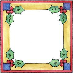 Bordes para hojas de navidad , si quieres decorarar las hojas o folios de una forma especial para que todo luzca la navidad, aqui tienes es...
