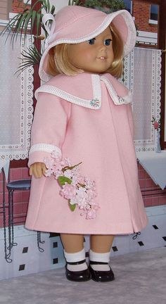pink 1 by Sugarloaf Doll Clothes, via Flickr