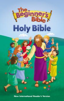 """This is my daughter's first """"real"""" Bible! She loves it because it's geared for early readers and it has wonderful illustrations!"""