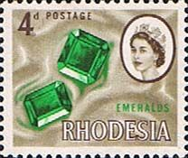 Rhodesia 1966 Whitley Fine Mint SG 377 Scott 226 Other Rhodesian Stamps HERE