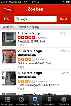 Highest Ranking In Amsterdam!