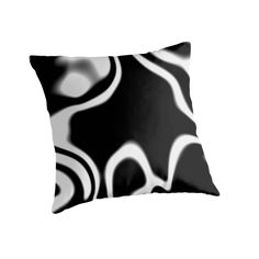 Black and White Swirl by Christy Leigh