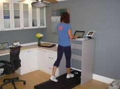 These desks are available in 24 inches to 60 inches width. Treadmill Desk, Walking Treadmill, Stand Up Desk, Adjustable Height Desk, Studying, Desks, Furniture, Fitness, Home Decor