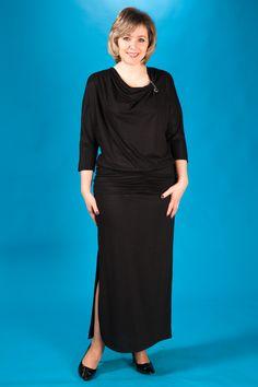Платья для женщин 60 лет: изысканность и шарм вне времени! » Женский Мир