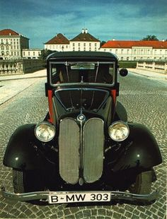 #coches #cars #carros  BMW 303 Limousine
