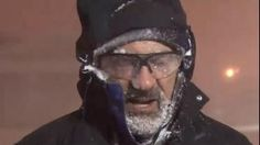 Thundersnow Surprises Cantore