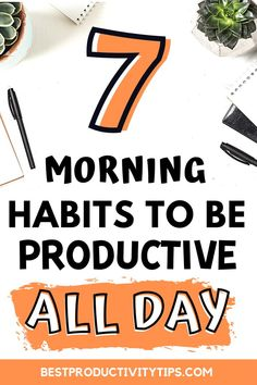 Morning Habits, Morning Routines, Self Development, Personal Development, Mind Tricks, Make A Person, Best Blogs, Self Improvement Tips, Frugal Tips
