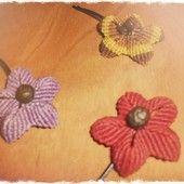 FACIENDO MACRA MACRA ME ME Pincetas de flor con semillas de Aragón
