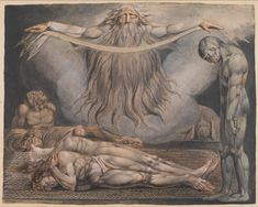 William Blake: The House of Death, 1795–c.1805