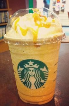 Orange Creamsicle - 35 Secret Starbucks Drinks You Didn't Know You Could Order