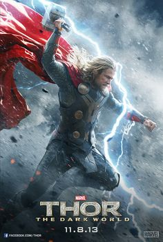 Face the Dark World with Thor and Loki. http://marvel.com/news/story/21086/thor_loki_face_the_dark_world_in_2_new_posters