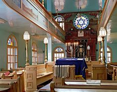 The oldest synagogue still operating with its original congregation in its original location in Quebec