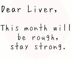 Sorry Liver