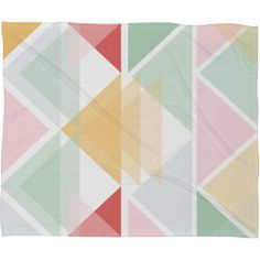 Hello Twiggs If All Goes Well Fleece Throw Blanket | DENY Designs Home Accessories