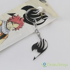 Fairy Tail Key Chain Fairy Tail Products 013 - Otaku Shop