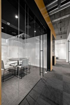 Plazma Architecture Studio has designed a new office for business analytics software company FICO in Vilnius, Lithuania.