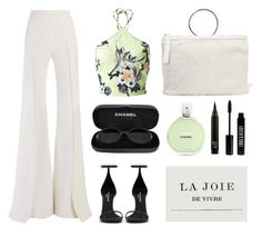 """""""LA JOIE DE VIVRE"""" by baludna ❤ liked on Polyvore featuring Miss Selfridge, Balmain, Yves Saint Laurent, Chanel, Kara and Lord & Berry"""