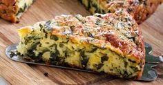 Quiche sans pâte carottes et saumon fumé aux courgettes (facile, rapide) - Une recette CuisineAZ