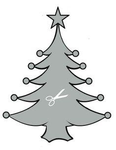 Kleeblatt zum ausdrucken applikationen pinterest bilder - Weihnachtsbaum schablone ...