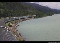 5 Reasons To Ride A Train Across Canada.  I love VIA rail! Awesome train experience.