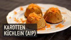 Karotten Küchlein ohne Nüsse (AIP) – Paleo360.de