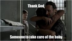 <b>For everyone who is obsessed with <i>The Walking Dead</i>.</b> And for everyone who can