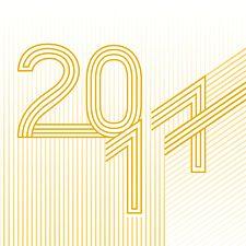Lignes or. Chez Popcarte nous sommes très fiers de cette carte de voeux tout finesse et illusion optique. Originale et raffinée, chic et décalée, cette carte annonce avec brillance une nouvelle année !