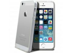 """Coque Souple """"Crystal Clear"""" pour iPhone 5/5S"""