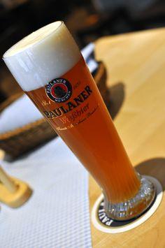 My favorite beer. Cerveza Paulaner, Beer Shop, German Beer, My Friend, Party, Germany, Tattoo, My Favorite Things, Drinks