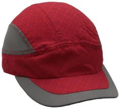 LOLE Sporty Cap, Pomegranate Monogram, One Size *** You can find out more details at the link of the image.