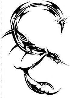 Its a scorpion tattoo i did for someone. version with one claw Scorpion Tribal Escorpion Tattoo, Orion Tattoo, Glyph Tattoo, Tattoo Drawings, Tiny Tattoo, Tattoo Flash, Tribal Tattoos, Body Art Tattoos, Sleeve Tattoos