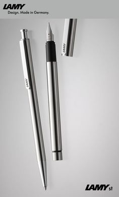 Graf Von Faber Castell, Cute Pens, Pen Design, Stationery Pens, Writing Pens, Fountain Pen Ink, Mechanical Pencils, Writing Instruments, Design Elements
