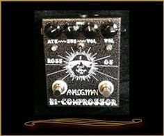 Analog Man Bi-Comp Compressor Pedal at The Guitar Sanctuary McKinney Texas