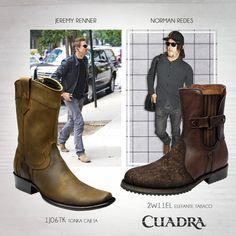 Jeremy Renner, Shoe Boots, Shoes, Shoe Collection, Gabriel, Cowboys, Jeans And Boots, Cowboy Boots, Riding Boots