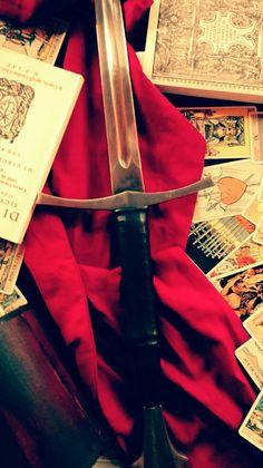 My long sword from Marek Armoury