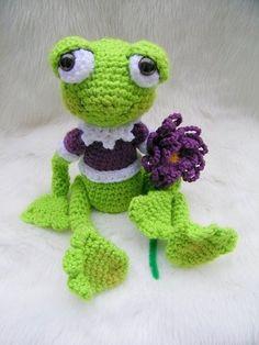 Virkad grodor