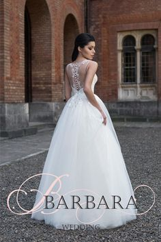 Wedding Dresses  by Barbara-wedding  Contact:  +77273505928  +74993482034  +48223906249