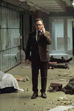 Person of Interest Photos: Finch on CBS.com