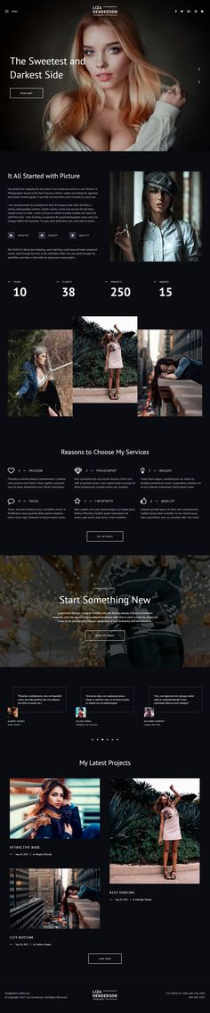Liza is Premium full #ResponsiveTemplate. Retina Ready. #Isotope. If you like this Photography Template visit our handpicked list of best #IsotopeWebsite Templates at: http://www.responsivemiracle.com/best-responsive-isotope-website-templates/