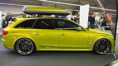 Cars Discover Audi 458 PS at Essen Motorshow - Exterior Walkaround Audi Rs4 B8, Car Roof Box, Audi Motorsport, Sports Wagon, Shooting Brake, Roof Rack, Custom Trucks, Audi A4, Audi Quattro