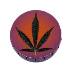 Head-Case Leaf Purple Pop Tin. Buy a Pop Tin because: Its size and shape make it a handy place to store your herbs, especially good for when you're on the move; The lid has been cleverly designed so you can open it one handed, with just a press it clicks open and with a squeeze of the sides it snaps shut securely; It looks cool and there are loads of wicked head-case designs to collect.