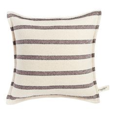 5de7d0e0686 Purje Striped Cushion ( 66) ❤ liked on Polyvore featuring home