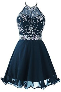 Topdress Women's Short Beaded Prom Dress Halter Homecoming Dress Backless Navy Blue US 2-24W Topdress http://www.amazon.com/dp/B01DKHH94Y/ref=cm_sw_r_pi_dp_7Lldxb0NHDHVG