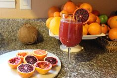Blood Orange juice !!!!!