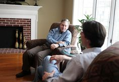 Enjoy chatting with staff and residents in a comfortable and informal setting.