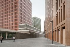 ‪#‎Architecture‬ in ‪#‎Barcelona - ‪#‎LawCourts by David Chipperfield Architects, b720 Fermín Vázquez Arquitectos