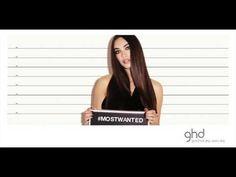 #MostWanted | ghd Platinum Styler - YouTube