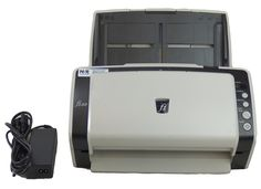 Fujitsu PA03540-B055 fi-6130 Duplex Scanner. Scan 18 double-sided pages per minute. Instantly create searchable PDF files. Scan directly to Microsoft Office Applications. Quickly organize business card information. Increase productivity with enhanced functionality.