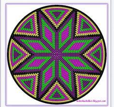 Elements of The Perfect - Dieses Muster habe ich mir mit dem Programm easybeadpatterns entworfen. Da ich j. Native Beading Patterns, Native Beadwork, Native American Beadwork, Crochet Chart, Bead Crochet, Mochila Crochet, Tapestry Crochet Patterns, Tapestry Bag, Crochet Purses
